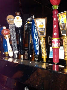 Taps at Manchester Pub