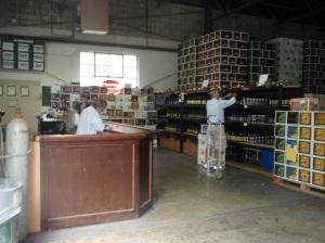 Weyerbacher's Tasting/Sales Area