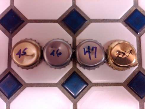 Homebrew Batch Caps